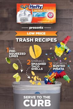 Hefty brand products include trash bags and cans, disposable tableware and more. Discover how Hefty can help you with home solutions today. Backyard Projects, Diy Projects, Recycled Books, Disposable Tableware, Trash Bag, Clean Freak, 15th Birthday, Earth Science, Thanksgiving Decorations