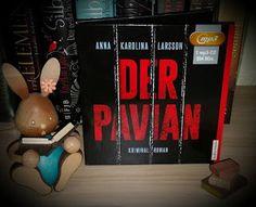"""Samys Lesestübchen: """" Der Pavian """" von Anna Karolina Larsson"""