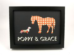 CUSTOM Pet Portrait Laser Cut Silhouette by BooBooAndTed on Etsy