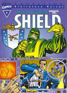 Nick Furia, Agente de SHIELD - Nick Fury overseas reprint