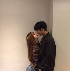 ulzzang couple images, image search, & inspiration to browse every day. Style Ulzzang, Mode Ulzzang, Ulzzang Boy, Cute Relationship Goals, Cute Relationships, Cute Couples Goals, Couple Goals, Cute Korean, Korean Girl