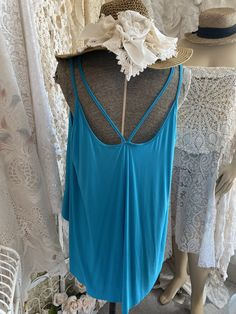 Excited to share this item from my #etsy shop: Womens, womens clothing, tops and tees, blue tops, sexy clothing, tunics, long tops Chic Clothing, Gypsy Jewelry, Flowy Tops, Vintage Tops, Blue Tops, Sexy Outfits, Breeze, Tunics, Blouses For Women