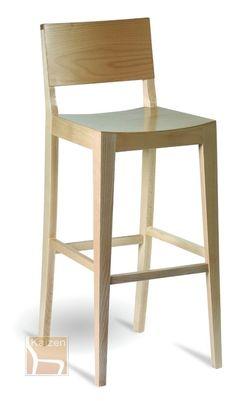 Hoker drewniany BST-9230