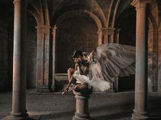 Ange Gardien by Manuel Barca, via 500px