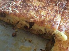 Παστίτσιο με ζυμαρικά και λουκάνικα🍴 Lasagna, Ethnic Recipes, Food, Essen, Meals, Yemek, Lasagne, Eten