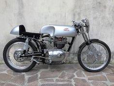 1956 Parilla 175cc Sport Special Racing Motorcycle
