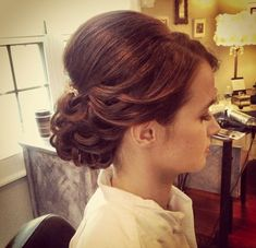 Wedding Hairstyle   : Wedding Hairstyle: Ash and Co.