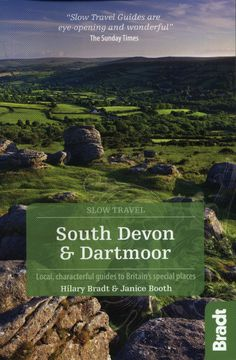 South Devon, The Sunday Times, Slow Travel, Dartmoor, Staycation, Travel Guides, Exploring, Britain, Ebooks