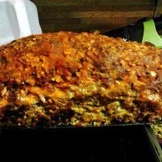 Southwest Meatloaf recipe snapshot