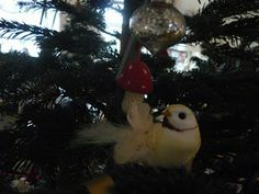 Details from christmas tree