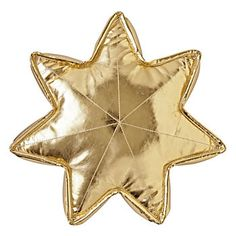 Genevieve Gorder Star Throw Pillow