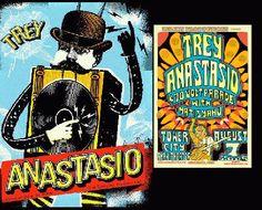 Trey anastasio thesis