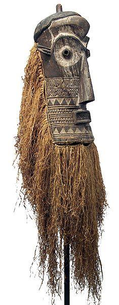 Pende Pumbu Chiefs Mask 21, DRC