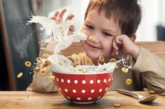 Corporate Video Production Company in Sydney, Videographer, CGI Production Breakfast Photography, Small Boy, Photography Awards, Fantasy Photography, Design Graphique, Cereal Bowls, Motion Design, Kids Playing, The Dreamers