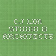 CJ Lim Studio 8 Architects