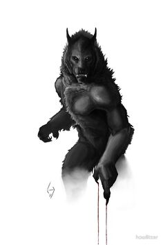 Wolf Monsters | werewolf-noises:   Since this guy keeps getting...