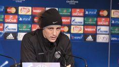 Interrogé en conférence de presse, David Luiz, le défenseur central du Paris Saint-Germain, a fait le point avant le match de mardi soir contre le Shakhtar Donetsk.