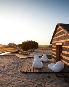 """http://casasnaareia.com/  Casas na Areia (Comporta) - amazing """"outdoor design"""" barefootstyling.com"""