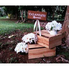 Casinha Mimosa decora:  Casamento estilo country 3