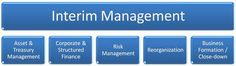 Interim Management has various steps and it needs very high level of concentration and knowledge.