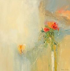 """Saatchi Art Artist Barbara Krupp; Painting, """"The Age of Answers"""" #art"""