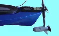 Kayak Motor - The Skimmer - Get Home Safely