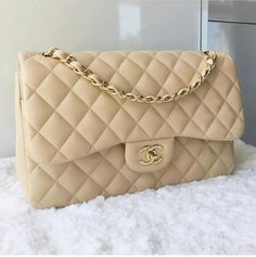 ad29a9c56d82f3 12 Best Beige Chanel images in 2019 | Chanel bags, Chanel handbags ...