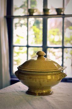 「山田洋次展 オーブンウェア 南仏の風」 キャセロールとスーピエール : うつわノート