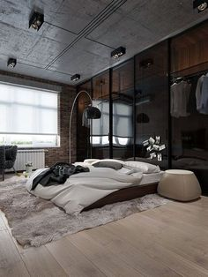 30+ Stylish Masculine Bedroom Design Ideas For Men