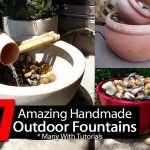 Homemade Fountain Garden Pinterest Fountain Fountain Ideas And Gardens
