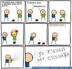 68 Ideas Funny Comics Cyanide And Happiness Humor Cyanide And Happiness Comics, Rage Comic, Dark Comics, Dark Humor Comics, Funny Jokes, Hilarious, Video Humour, Workout Humor, Funny Pins