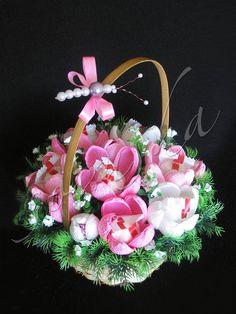 рафаэлло с розовым и стрекоза из бантика -  sovusha