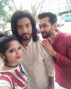 This selfie is just awsomee  @nakuulmehta @kunaljaisingh  #ishqbaaz #ishqbaaaz @ishqbaaz_shivaay.annika @ishqbaaz__ @ishqbaaaz_mishal_raah