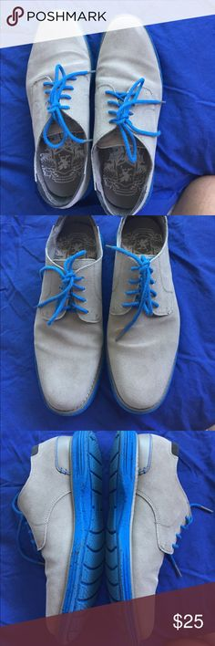 Stacy Adams Suede Shoes   8.5M  Like New  EUC Nice shoes , very clean, great deal ! Stacy Adams Shoes Loafers & Slip-Ons