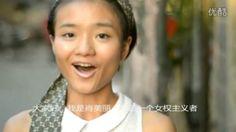 Chinese feminist activist Xiao Meili