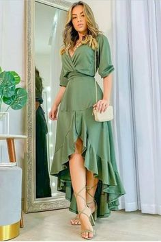 Classy Dress, Classy Outfits, Pretty Outfits, Pretty Dresses, Stylish Outfits, Beautiful Dresses, Stylish Dresses, Elegant Dresses, Casual Dresses