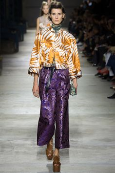 Dries Van Noten Spring 2016 Ready-to-Wear Collection - Vogue