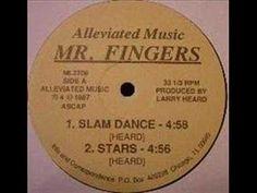 Mr. Fingers - Slam Dance 1987|Mr. Fingers a.k.a. Larry Heardによる荒々しいタムとクラップの絡みがエキサイティングなディープ・ゴルジェ。