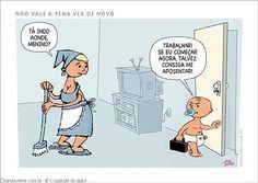 Brasil-Aposentadoria-2013-Charge-Só assim para se aposentar-Charge de Amarildo