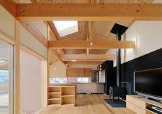'house in koori' by akio kamiya architect & associates, koori, japan