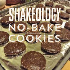 #WineWednesday: Shakeology No-Bake Cookies Paired with Wine