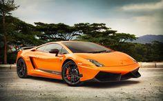 Luxury Cars - Lamborghini Gallardo