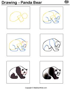 ...draw a panda