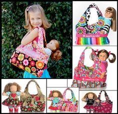 American Girl bag