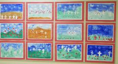 that artist woman Art School, School Ideas, Remembrance Day Art, 3rd Grade Art, Anzac Day, Arts And Crafts, Diy Crafts, Primary Education, Kindergarten Art
