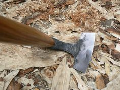 viking adze. the adze was, together with bearded axe, most important tool for vikiing viking e
