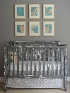 diy crib for the rustic look...pretty close to my idea for the crib