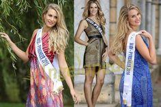 Virginie Guillin crowned as Miss Midi-Pyrénées 2016 for Miss France 2017