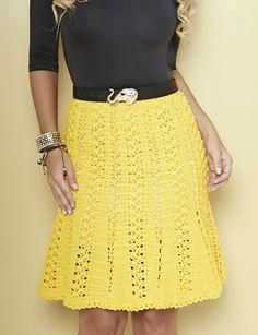Crochet envy....wow this skirt!!