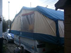 Conway Cruiser 1997 With Skirts And Awnings Ect Folding Camper GBP169500 End Date